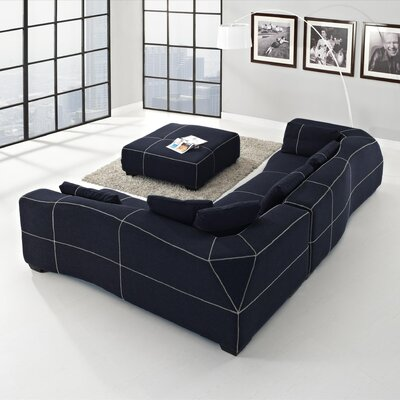 CREATIVE FURNITURE Tina Left Facing Chaise Sectional