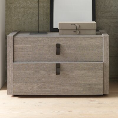 Esprit 2 Drawer Nightstand