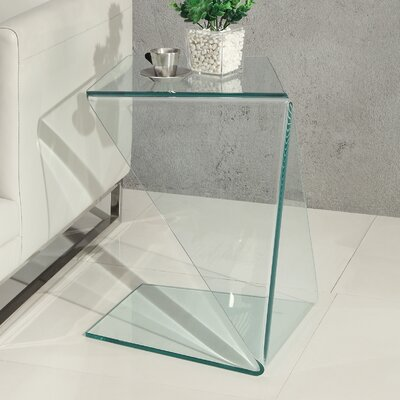 Origami End Table