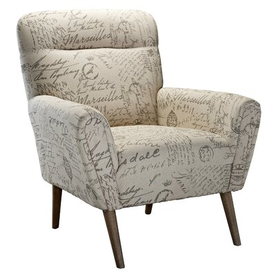 CREATIVE FURNITURE Becky Accent Arm Chair