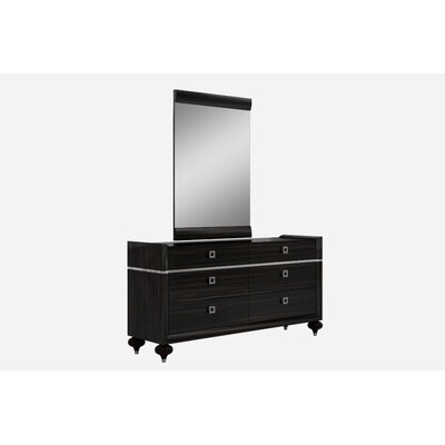 Vanessa 6 Drawer Dresser