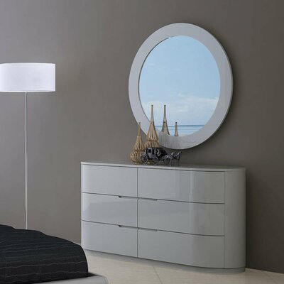 Moonlight 6 Drawer Dresser