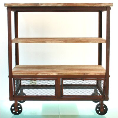 Rustic Kitchen Cart