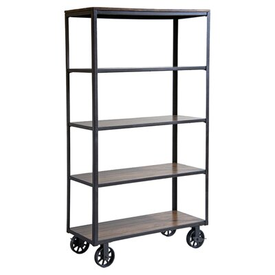 Stein World Tristan Shelf with Brake Wheels