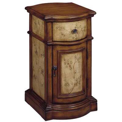 Stein World Tuscan Villa Small 1 Drawer Cabinet