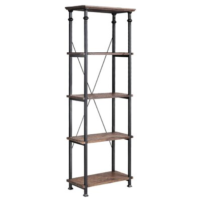 Stein World Urban Natural Poplar and Iron Etagere