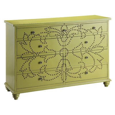 Stein World Accent Chest In Green