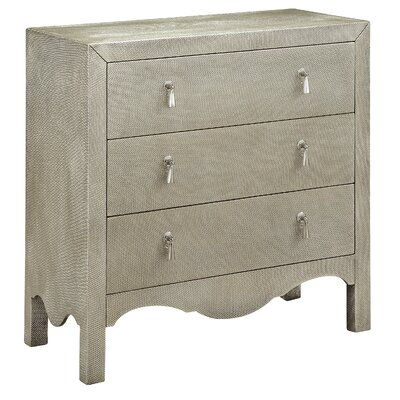Stein World 3 Drawer Accent Chest