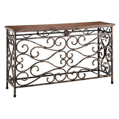 Stein World Wood Trends Natural Home Console Table