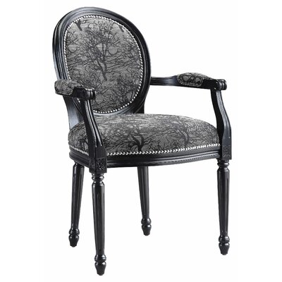 Holmes Fabric Arm Chair