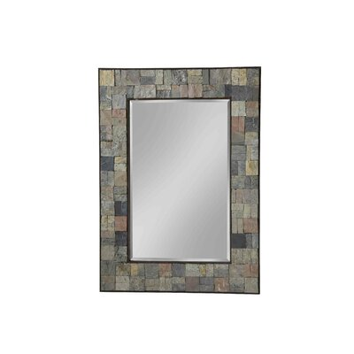Burnside Mosaic Stone Mirror