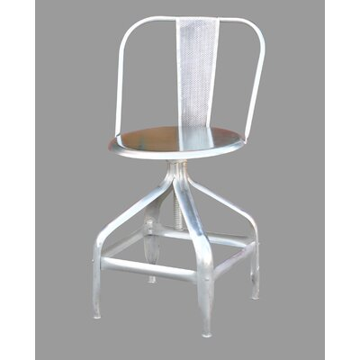 Ehlers Adjustable Bar Stool