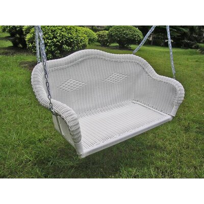 International Caravan Caravan Porch Swing