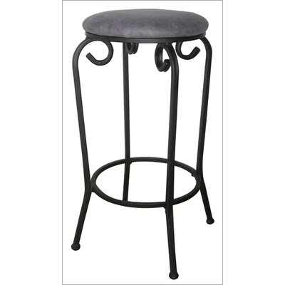 "International Caravan 28"" Iron Barstool (Set of 2)"