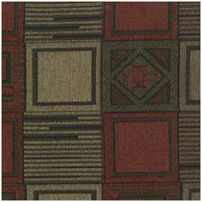Blazing Needles Jacquard Chenille Tetris Futon Cover Set