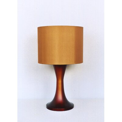 Babette Holland Twister Table Lamp with Shade
