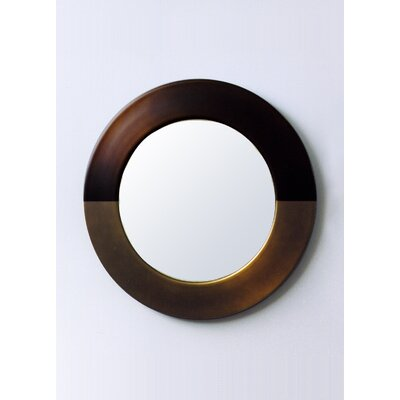 Babette Holland Sunset Mirror in Dark Bronze