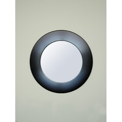 Babette Holland Sunburst Mirror in Blue Fade