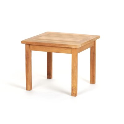 Caluco LLC Teak End Table