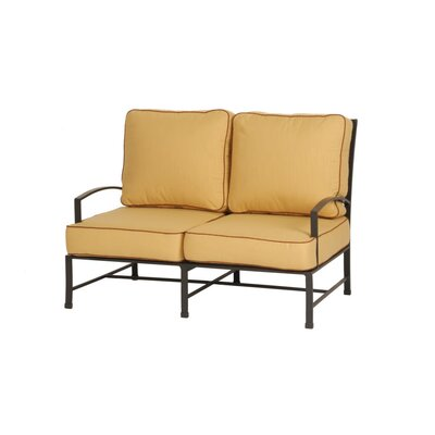 Caluco LLC San Michelle Loveseat with Cushions