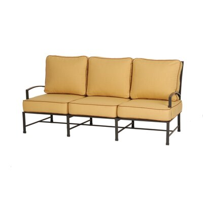 Caluco LLC San Michelle Sofa with Cushions