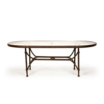 Caluco LLC Origin Oval Dining Table