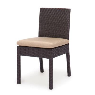 Caluco LLC Maxime Dining Side Chairs with Cushions (Set of 2)