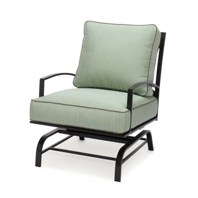 Caluco LLC San Michele Rocker Club Chair (Set of 2)