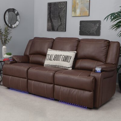 Marquee Reclining Sectional
