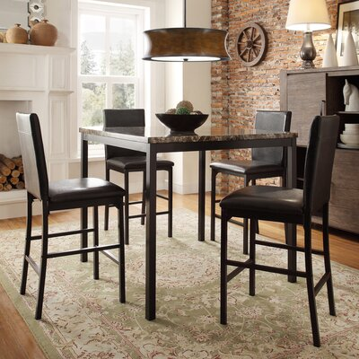 Roman Counter Height Dining Table