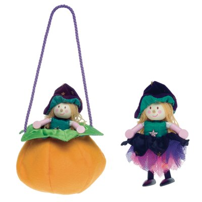 Le Toy Van Winnie Witch and Pumpkin Bag