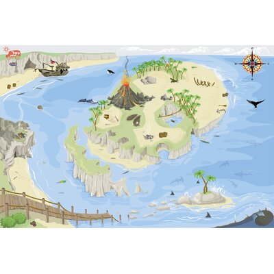 Le Toy Van Pirates & Corsairs Playmat