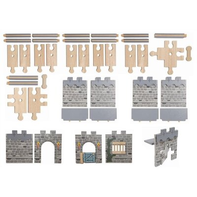 Le Toy Van Edix the Medieval Village Accessories Pack