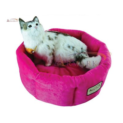 Armarkat Cat Bed in Pink
