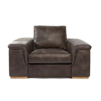 Evo Leather Club Chair