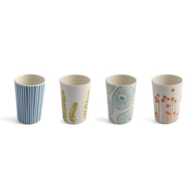 4 Piece Small Tumbler Set