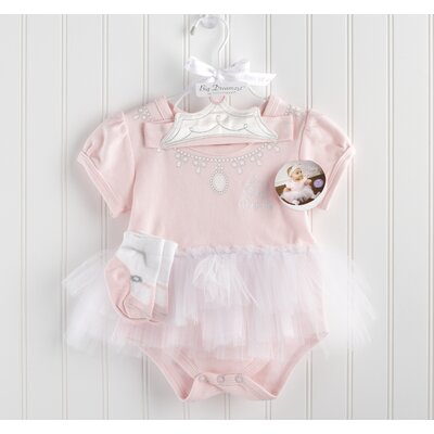 Baby Aspen Big Dreamzzz 3 Piece Layette Set