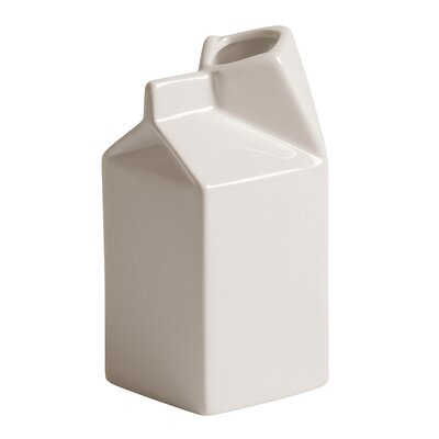 Estetico Quotidiano Porcelain Milk Jug (Set of 6)