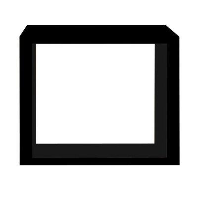"Seletti Stack 19.7"" Open Metal Cabinet"