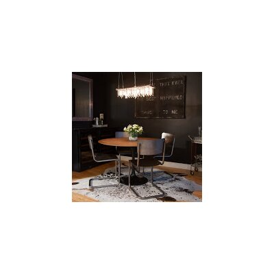 Michael McHale Designs Tribeca 8 Light Mini Banqueting Chandelier
