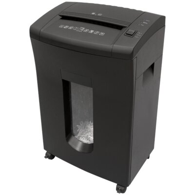 Sentinel Pro 18-Sheet Heavy-Duty Crosscut Paper Shredder