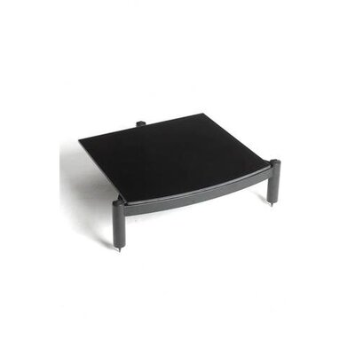 Atacama Audio Equinox Single Shelf Module in Piano Black