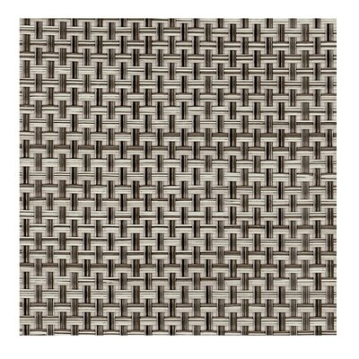 Chilewich Basketweave Oyster Floor Mat