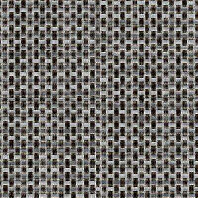 Chilewich Basketweave Titanium Floor Mat