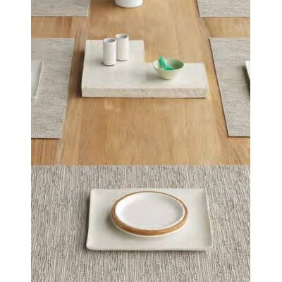 Chilewich Matte Weave Rectangle Placemat