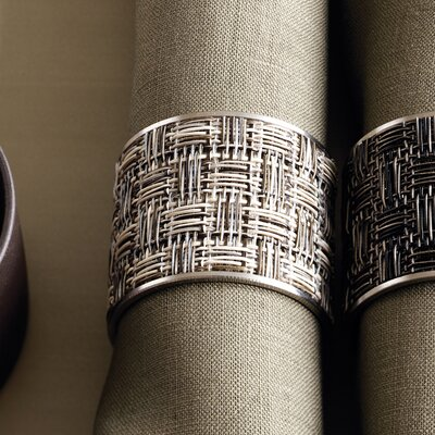 Chilewich Kono Napkin Ring