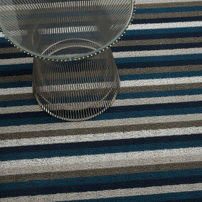 Even Stripes Mat