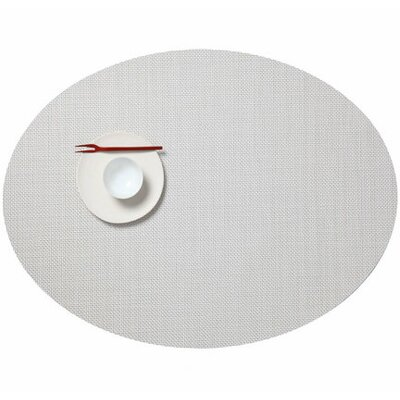 Chilewich Oval Mini Basketweave Placemat