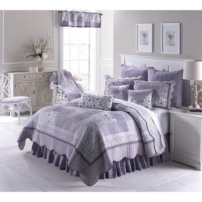 Lavender Rose Quilt Collection