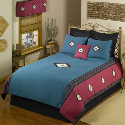 Turquoise Desert Quilt Collection